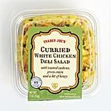 Trader Joe's Curried White Chicken Deli Salad ($4)