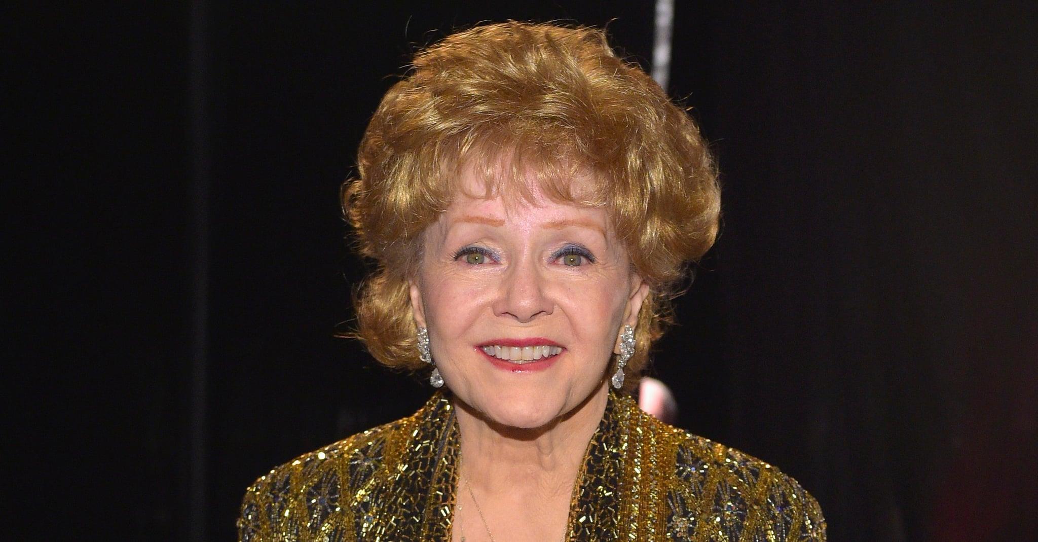 Debbie Reynolds 2016