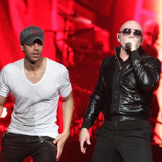 """Pitbull and Enrique Iglesias """"Messin' Around"""""""