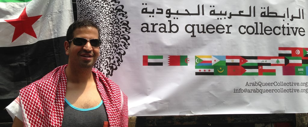 Personal Essay on Coming Out as a Gay Arab-American Man