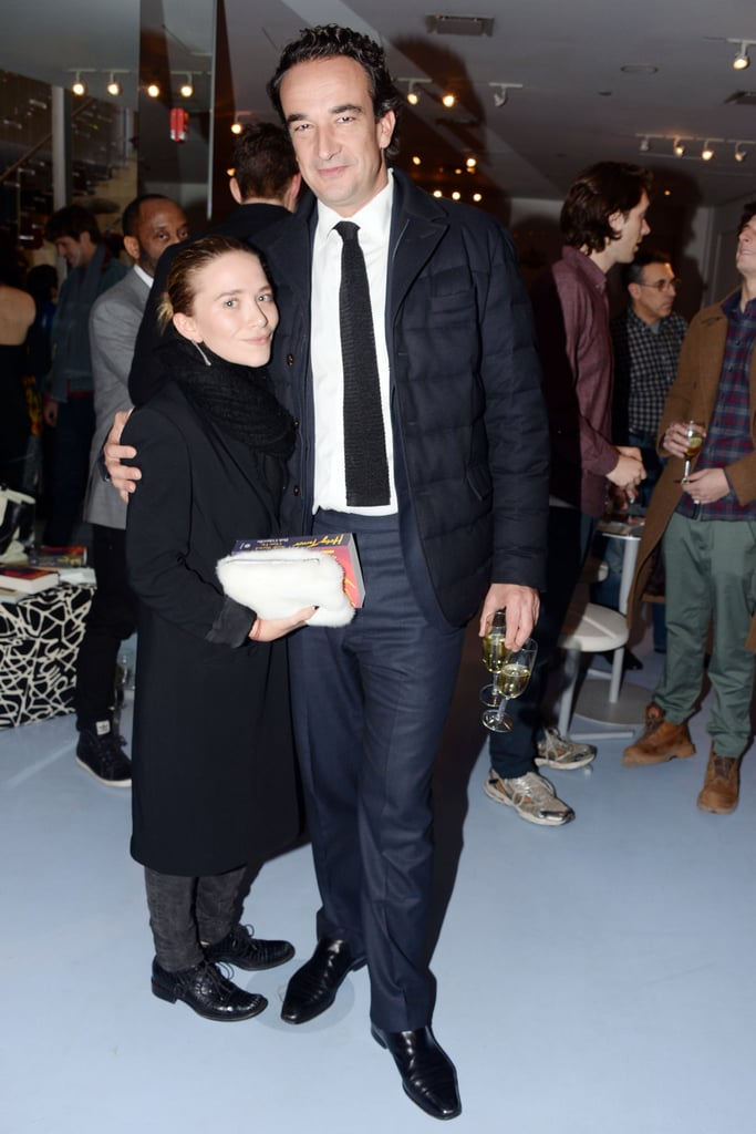 Mary-Kate Olsen and Olivier Sarkozy Postengagement Event