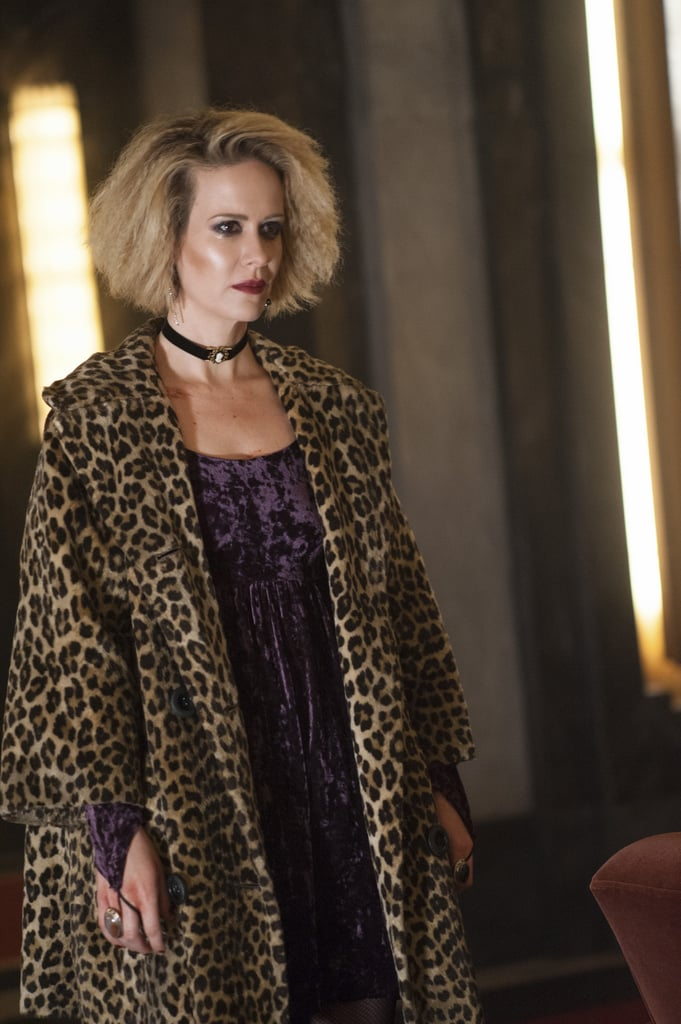 Paulson as Hypodermic Sally in Hotel