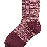 Sparkle Cozy Crew Sock