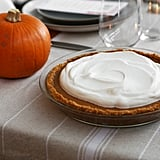 Easy Pumpkin Pie With Graham Cracker Crust