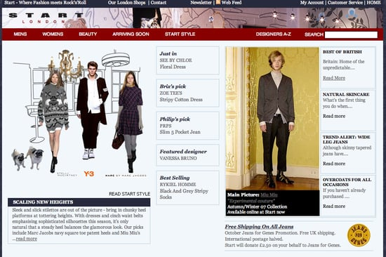 Fab Site: Start-London.com