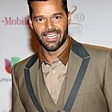 Ricky Martin = Enrique Martín Morales