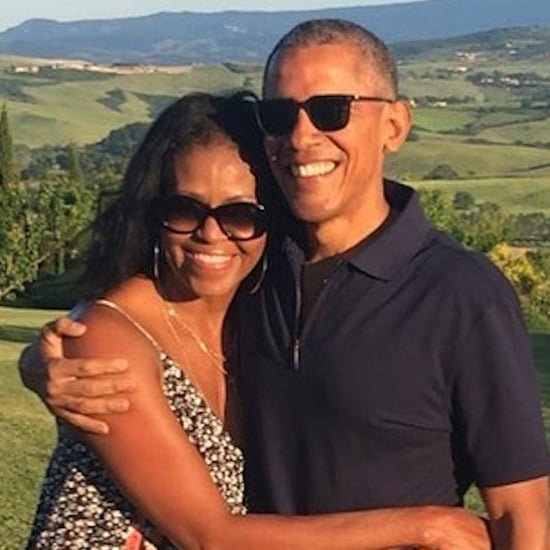 Barack and Michelle Obama's Valentine's Day Messages 2018