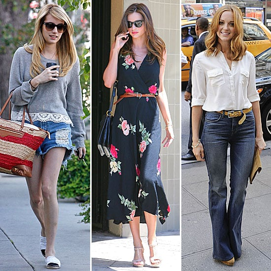 Celebrity Style Pictures And Quiz Popsugar Fashion Uk