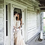 Muddy Trash-the-Dress Shoot