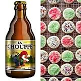 Sugar Cookies and Belgian Golden Ale