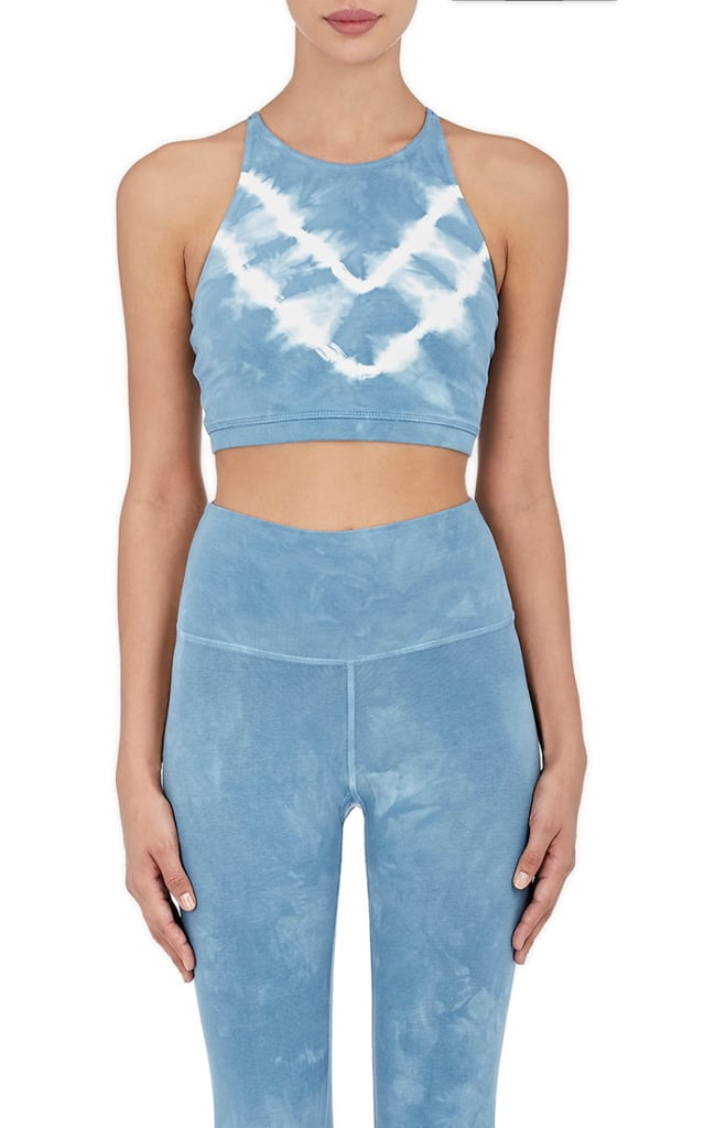 Electric & Rose Women's Chevron-Print Sports Bra