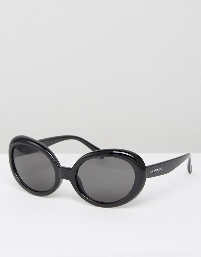 Cheap Monday Kurt Cat Eye Sunglasses