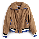 POPSUGAR at Kohl's Teddy Bomber Jacket