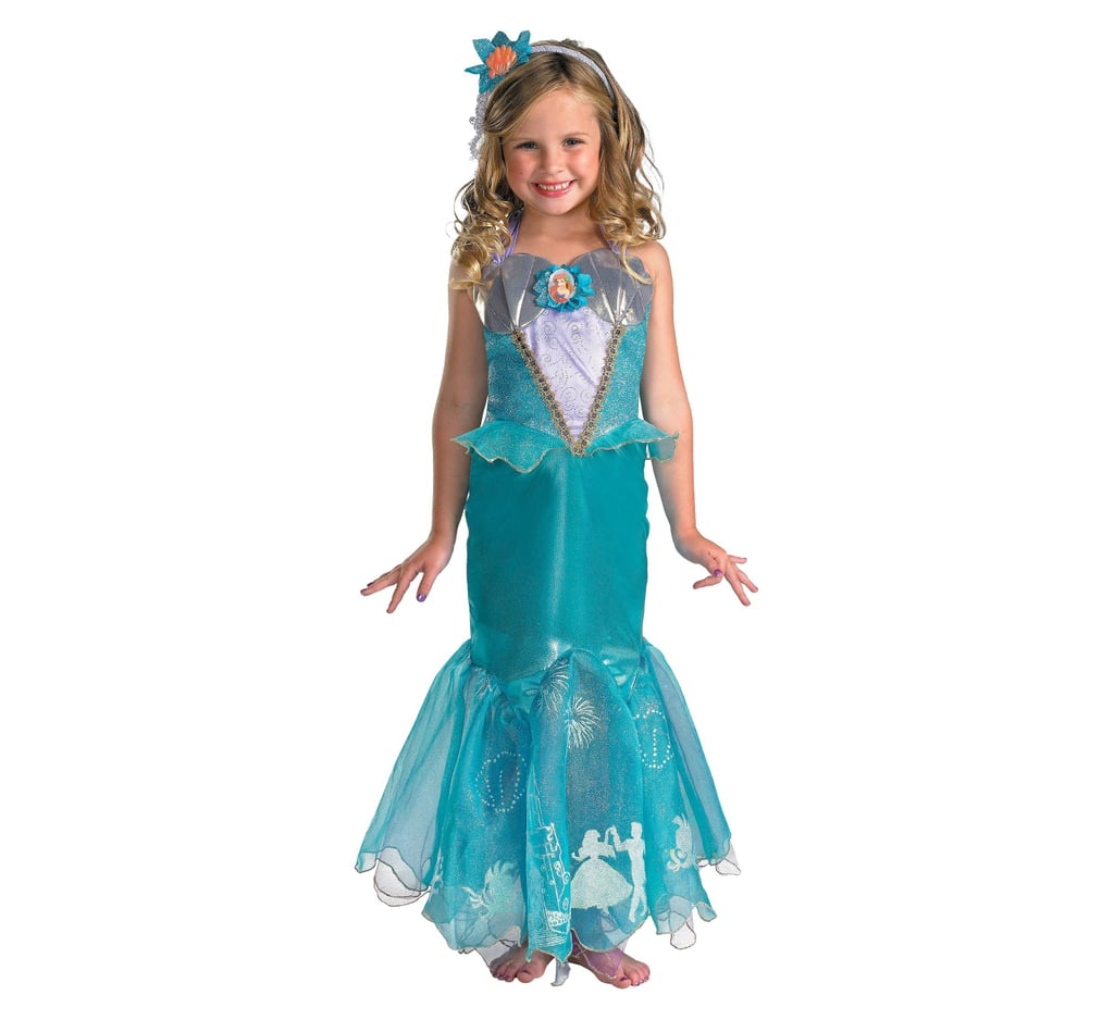 mermaid halloween costumes for kids | popsugar family