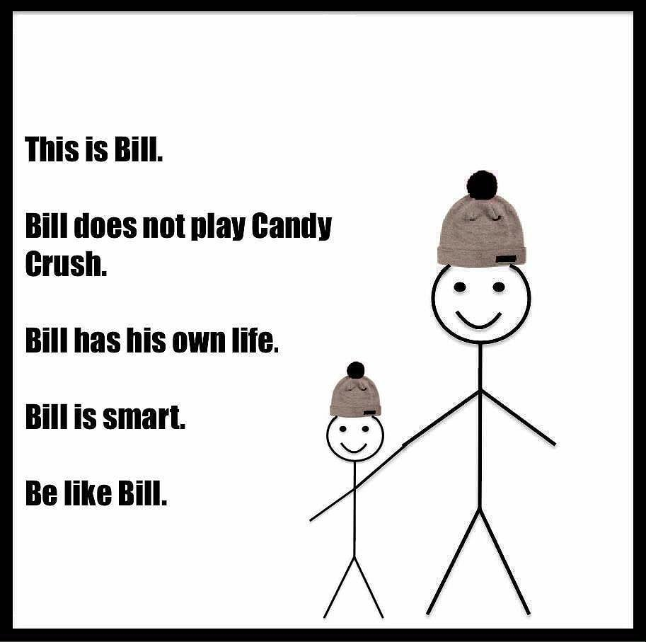 How to make your own be like bill meme popsugar tech heres how to make your own hilarious meme sciox Images