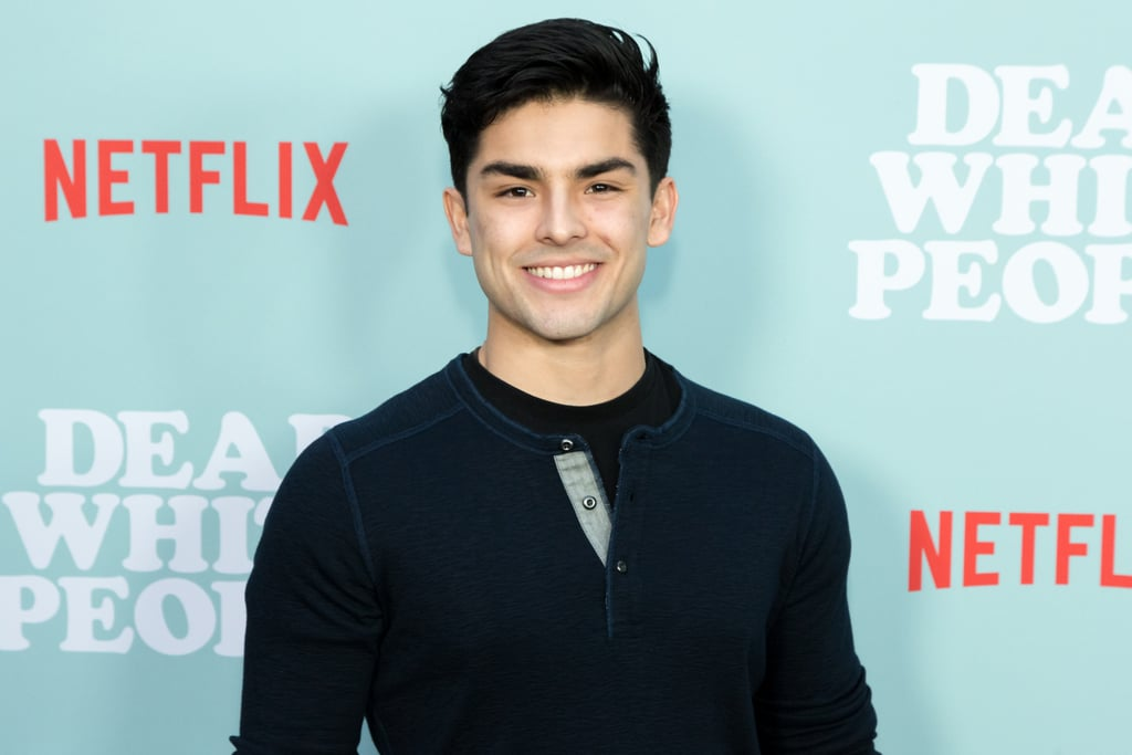 """Netflix's On My Block has an absolutely stellar cast. Among the group of young stars is Diego Tinoco, who plays Cesar Diaz. The 22-year-old actor is talented, charming, and seems to have such a bright attitude. On top of all that, and we have to be frank here, he is undeniably hot. Between his suave red carpet appearances and thirst trap Instagram posts, we're crushing hard on Diego. Check out some of his most irresistible photos ahead!      Related:                                                                                                           The Cast of On My Block Seem Very Hopeful For a Season 4: """"The Story's Not Over"""""""