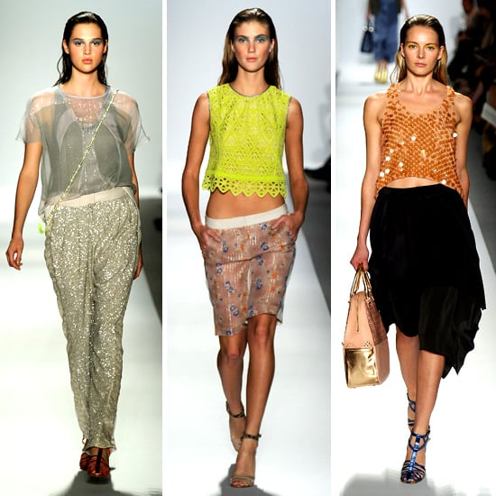 Runway Review and Pictures of Rebecca Taylor's 2012 Spring Presentation at New York Fashion Week