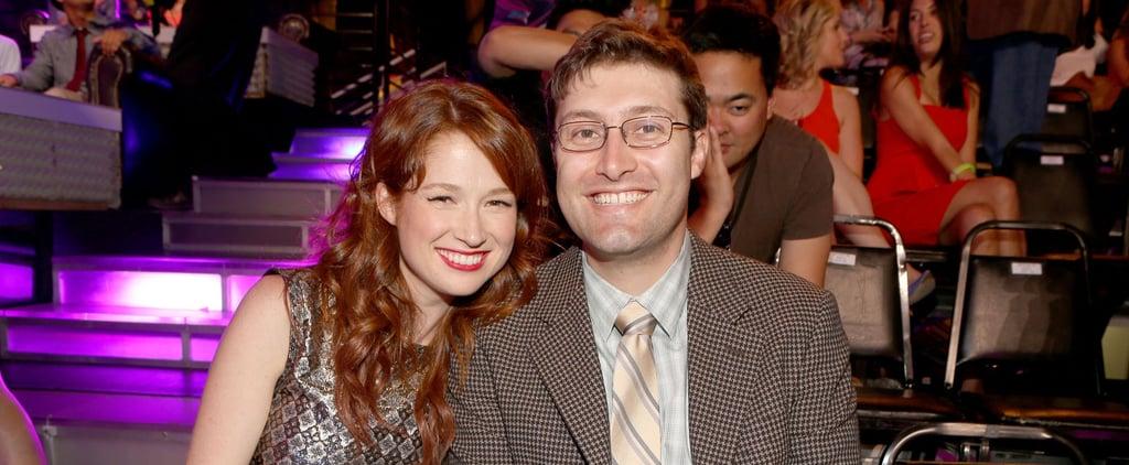 Ellie Kemper Welcomes First Child