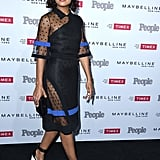 Her sheer dress at a People event in September 2015 just makes us flush.