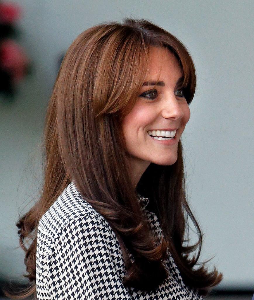 Kate Middleton's Superlong Shag, 2015