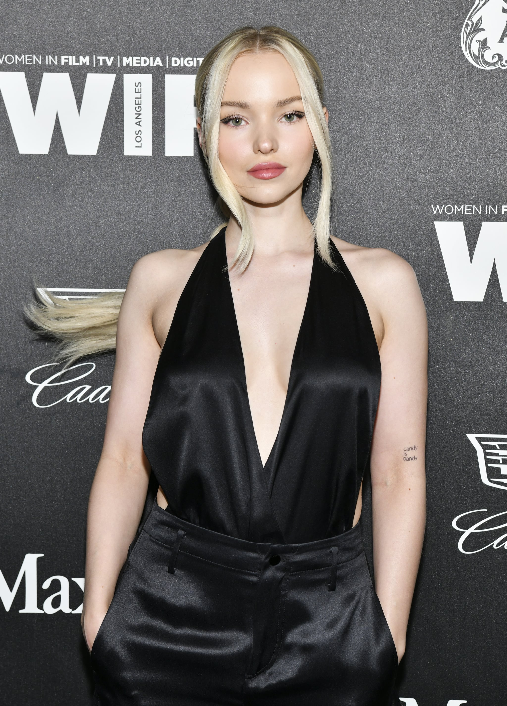 The Meaning Behind Dove Cameron S 13 Tattoos Popsugar Beauty