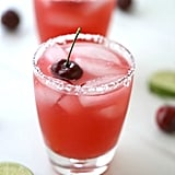Fresh Cherry Margarita