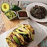 Easy Vegetarian Recipe: Vegan Portobello Taco Recipe