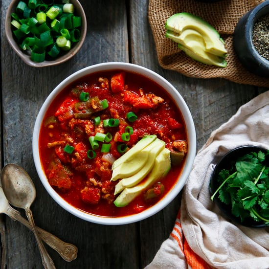 Paleo Chilli Recipe
