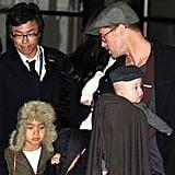1. Brad Pitt