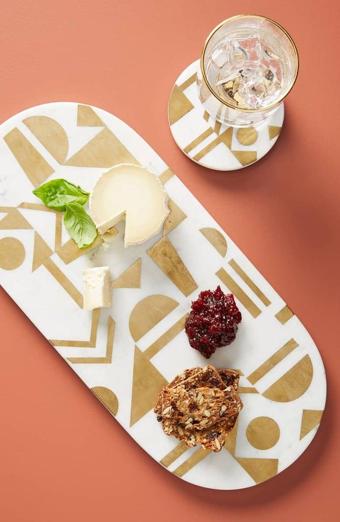 Anthropologie Zora Cheese Board