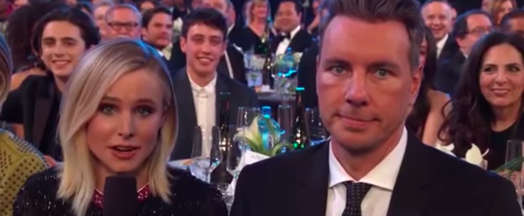 Kristen Bell's Bit With Dax Shepard Is the SAG Awards' Most Ruthless Joke