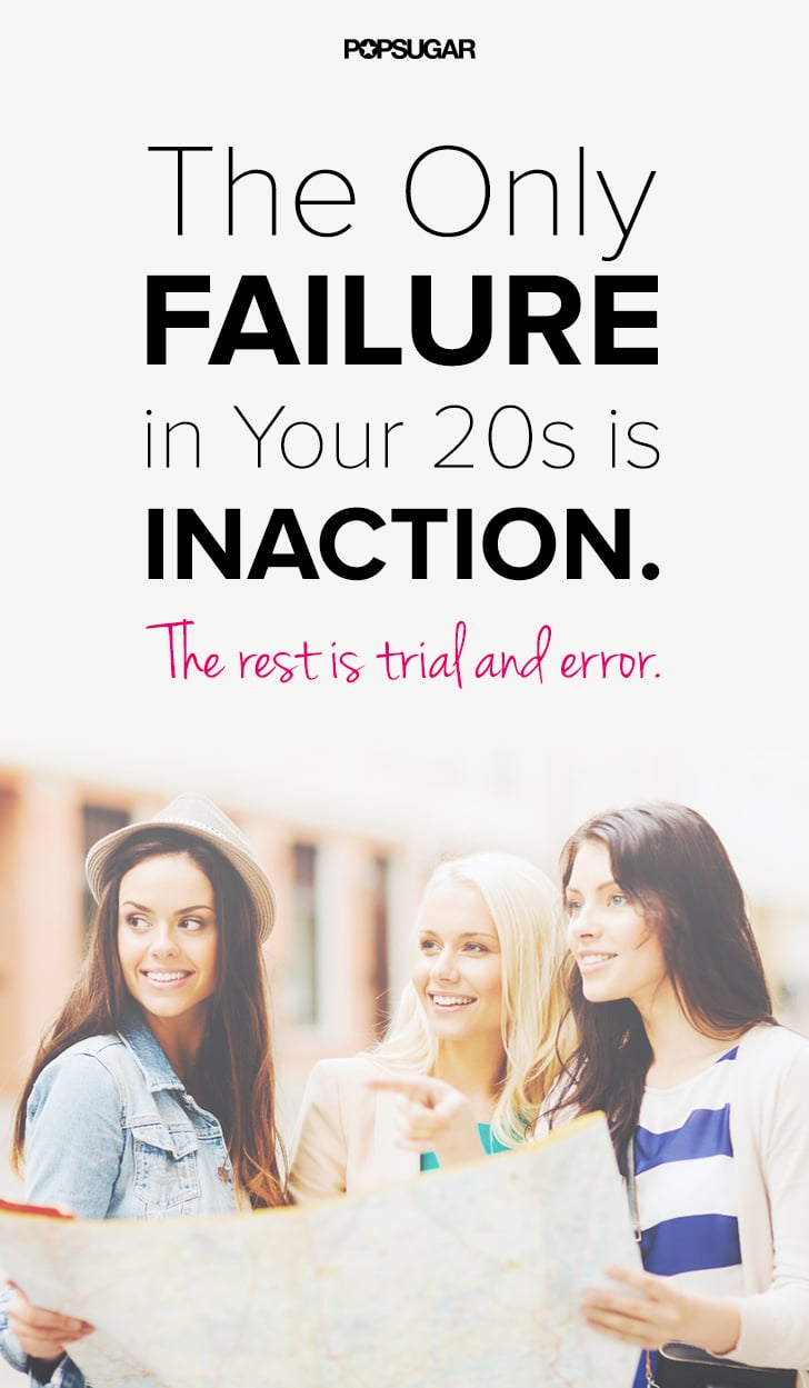 Fail in Your 20s