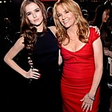 Zoey Deutch and Lea Thompson Pictures