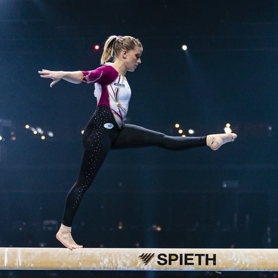 German Gymnasts Wear Unitards to European Championships