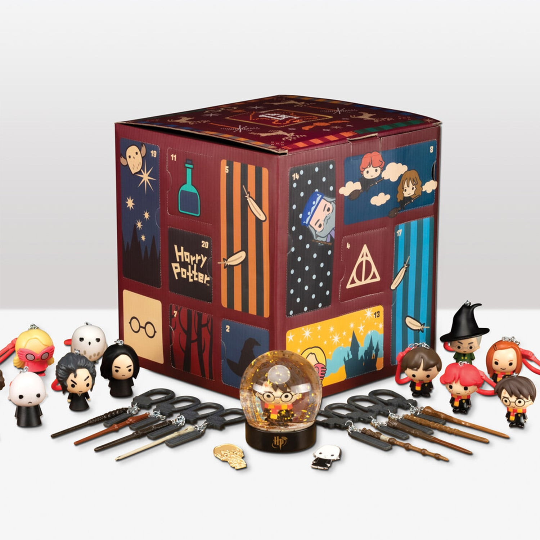 Harry Potter Mini Christmas Ornament Advent Calendar Popsugar Family