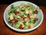 Avocado & Cranberry Salsa