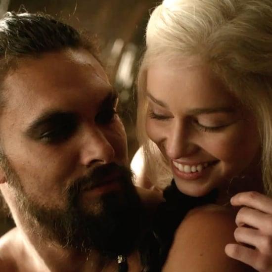 Jason Momoa Instagrams About Daenerys