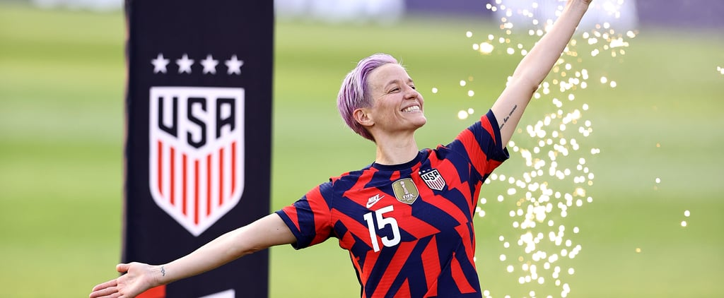 Who Is Megan Rapinoe? Fun Facts About the USWNT Star