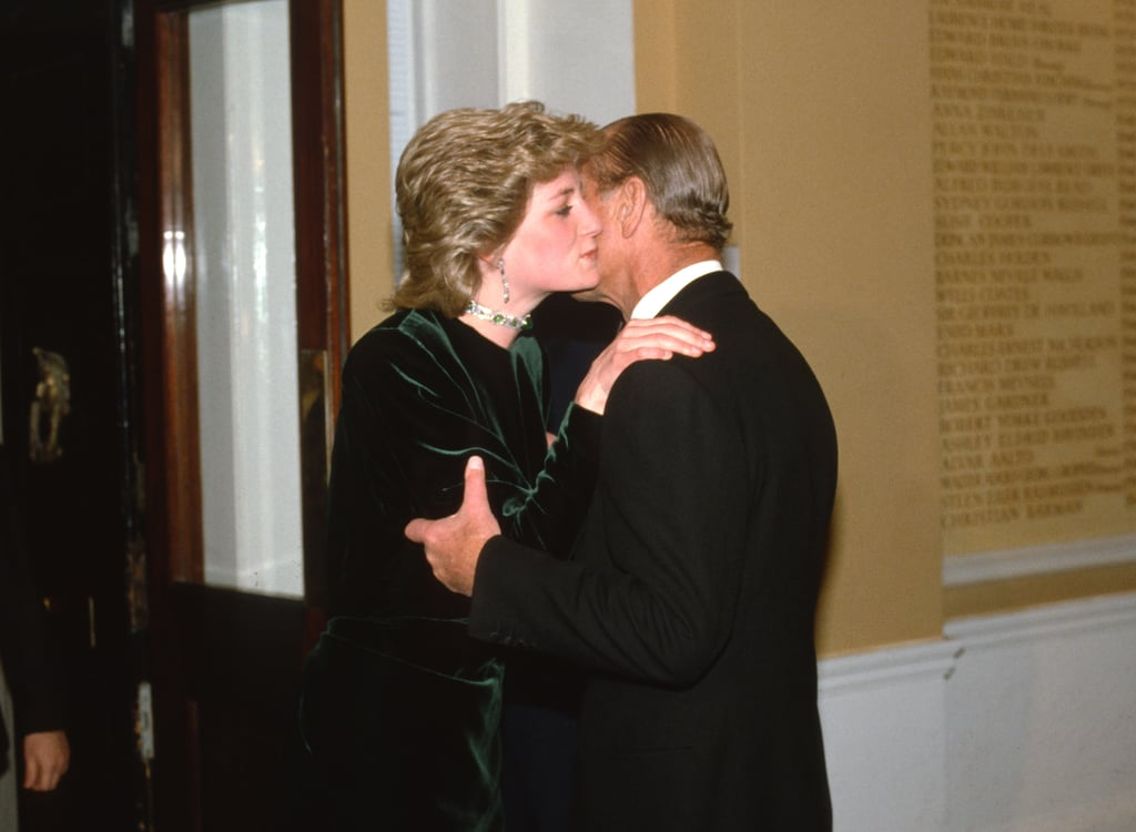 Philip and Diana's Early Relationship