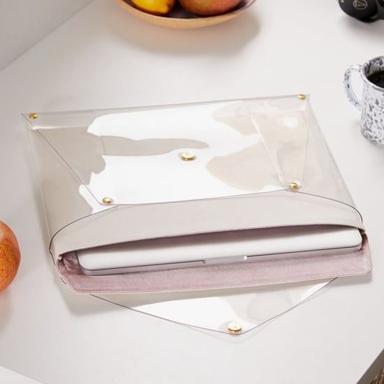 Clear Laptop Case From Urban Outfitters