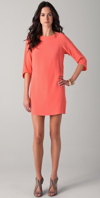 Tibi Shift Dress ($375)