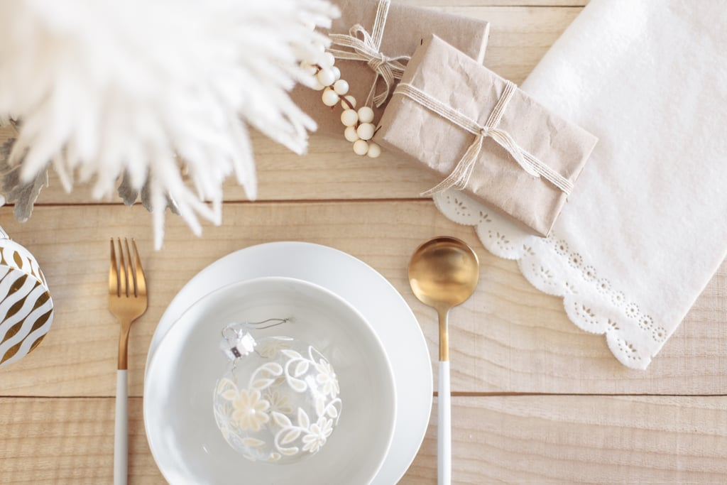 Unfold All Your Special Table Linens