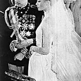 Princess Grace Kelly of Monaco, 1956