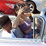 Kendall Jenner's Riding Pants