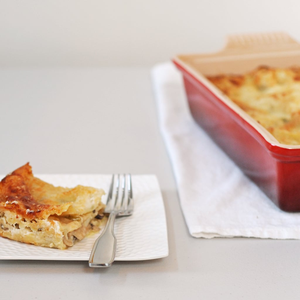 Wild Mushroom and Leek Lasagna | The Best Ina Garten Recipes ...