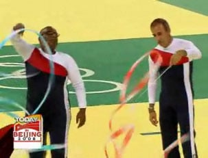Matt and Al's Rhythmic Gymnastics: Hilarious or Humiliating?