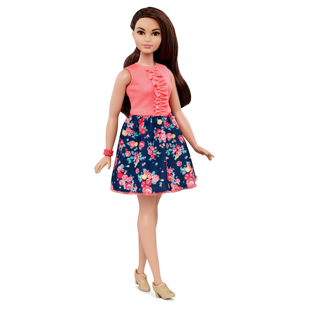 For 5-Year-Olds: Barbie Fashionistas Dolls