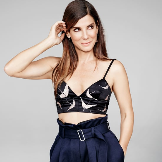 Sandra Bullock in Glamour November 2015 | Pictures