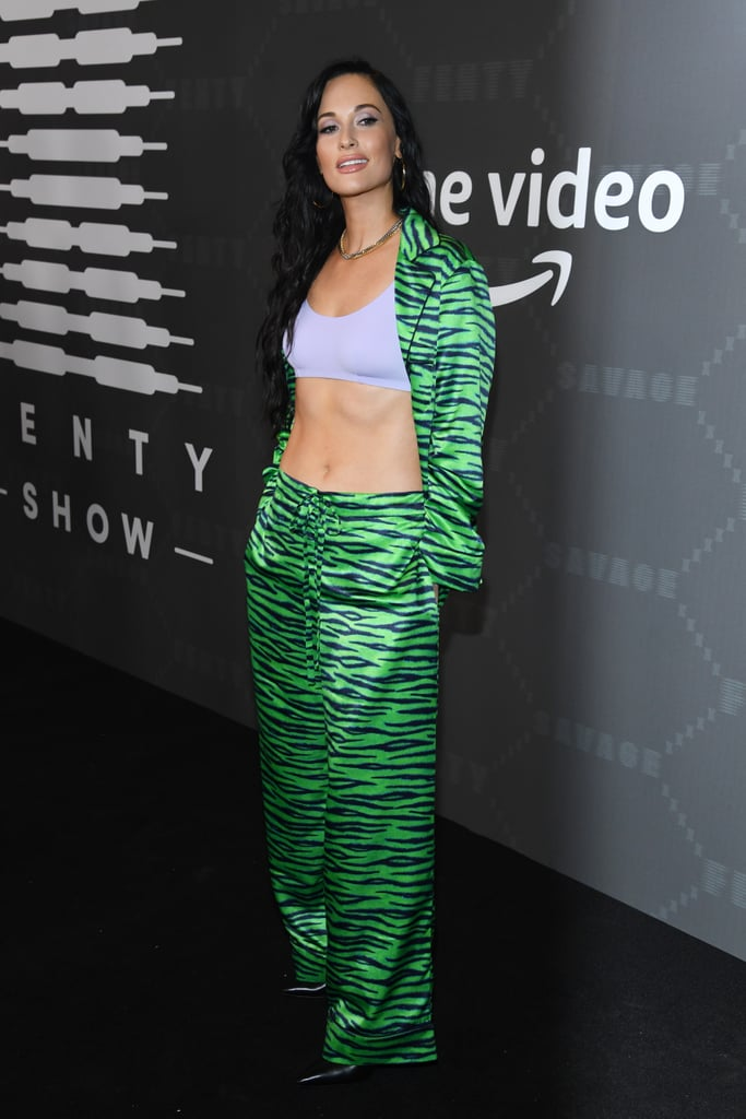 Kacey Musgraves at the 2019 Savage x Fenty Show