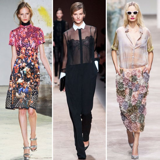 Now Trending: What Prints, Cuts, and Shapes to Look For in 2013